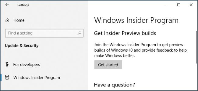 windows 10 free beta testers