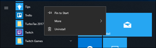 Windows 10's Next Release Will Let You Uninstall More Built