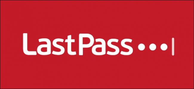 LastPass logo banner.