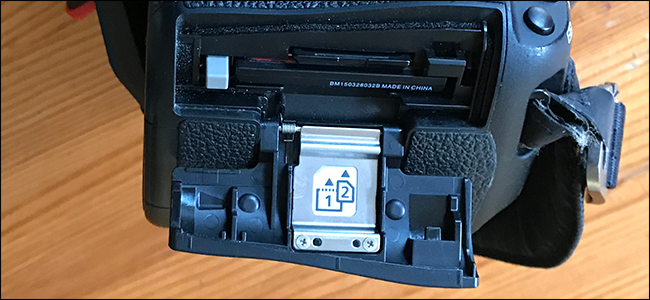 What's the Big Deal About Dual Storage Card Slots for Cameras?
