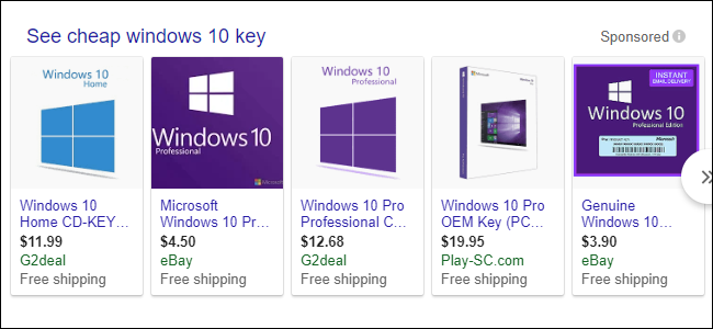 windows 10 pro product key 2018 microsoft