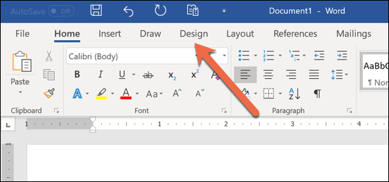 How to Use Watermarks in a Microsoft Word Document