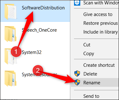 How to Change the Windows 10 Update Download Folder Location