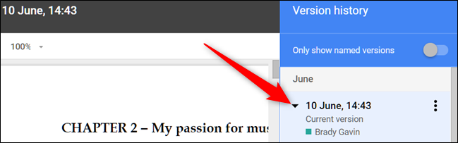 How To See Recent Changes To Your Google Docs Sheets Or Slides File