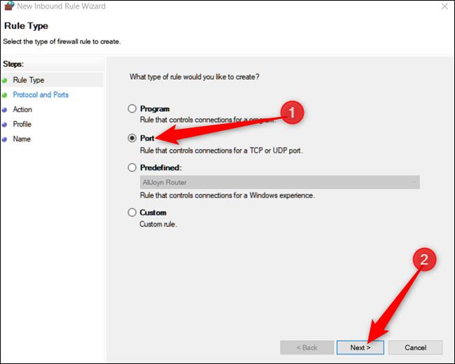 How Do I Open a Port on Windows Firewall?