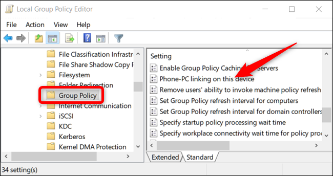 How to Disable the Your Phone Linking Feature on Windows 10