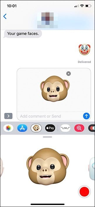 How to Use Animoji on the iPhone X, XS, and XR