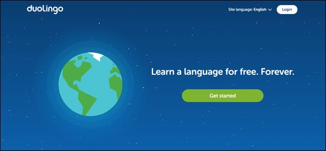 Top Spoken Languages In The World 2020.The Best Websites For Learning A New Language