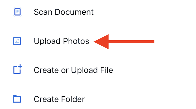 How to Upload Multiple Files to Dropbox at Once Using an