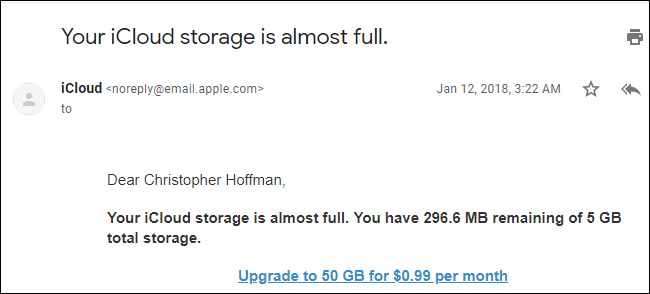 Apple's $0 99 iCloud Storage Tier Is Insulting