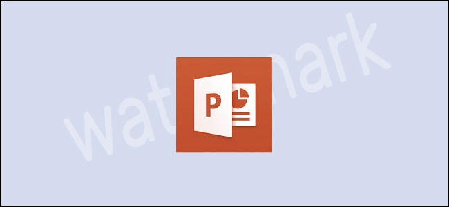 How to Use Watermarks in PowerPoint