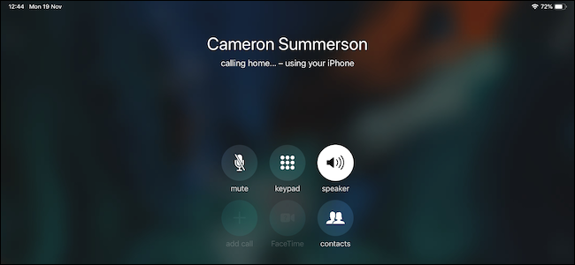 How to Make and Answer Calls on an iPad