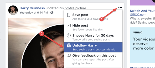 Unfollow People on Facebook for a Happier Life