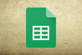 The Beginner's Guide to Google Sheets