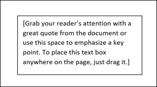 type text into the box