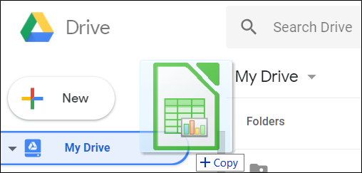 How to Import an Excel Document into Google Sheets