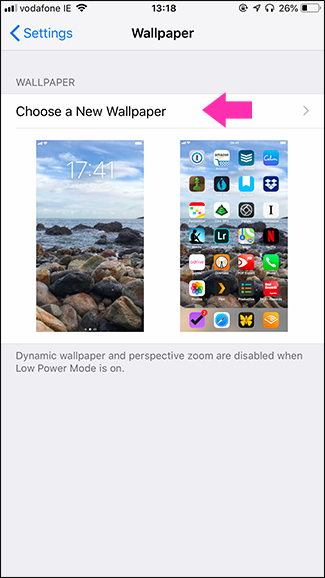 How To Make A Good Live Wallpaper For Your Iphone