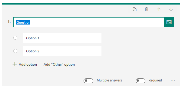 How to Create a Questionnaire in Microsoft Forms
