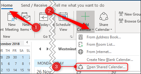 How to Share your Outlook Calendar