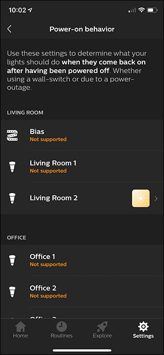 Philips Hue Bulbs No Longer Turn On Automatically After a