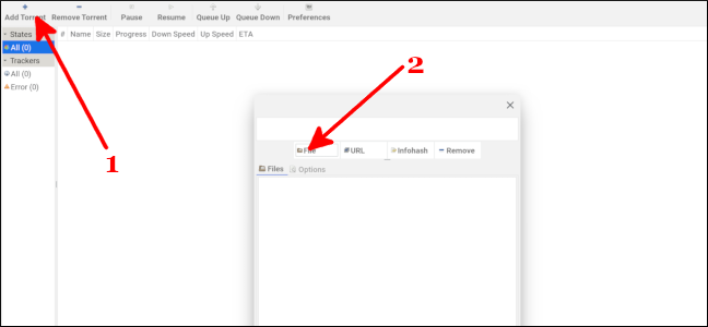 torrent client for chromebook