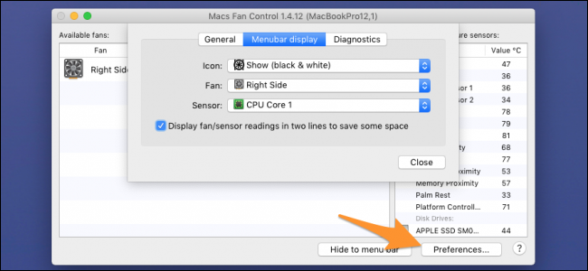 How to Manually Control Your Mac's Fans