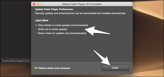 How to Install and Update Flash on Your Mac