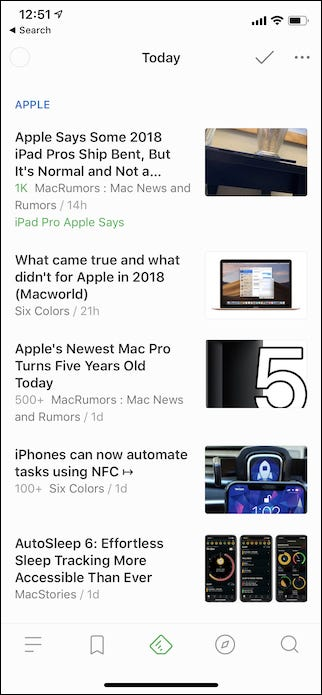 The Best Ways to Read News on Your iPhone or iPad