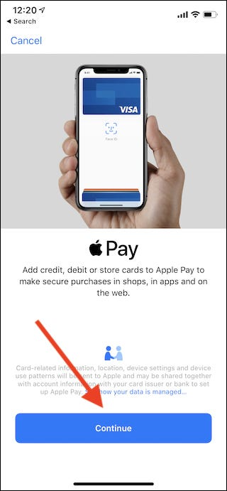 how to use tap to pay