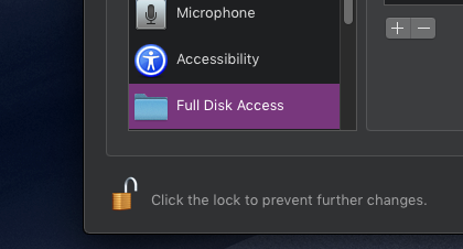 What's the Difference Between Accessibility and Full Disk Access App