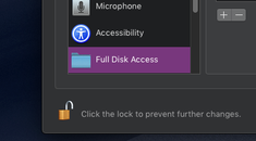 What's the Difference Between Accessibility and Full Disk Access App Permissions in Mojave?