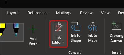 ink editor