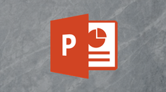 How to Get a Picture Behind Text in PowerPoint