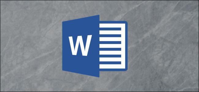 Microsoft Word for Windows application logo