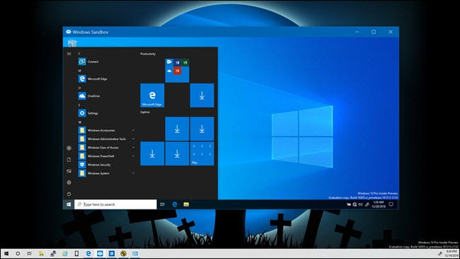 How to Use Windows 10's New Sandbox (to Safely Test Apps)