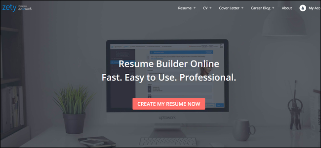 zety resume maker