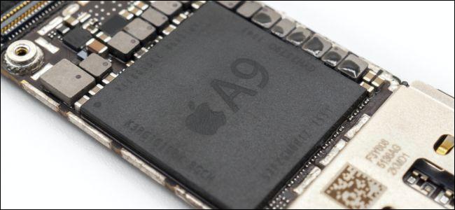 Apple A9 processor