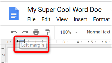 How to Control Margins in Google Docs