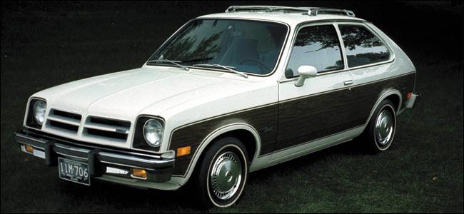 1976 Chevrolet Chevette