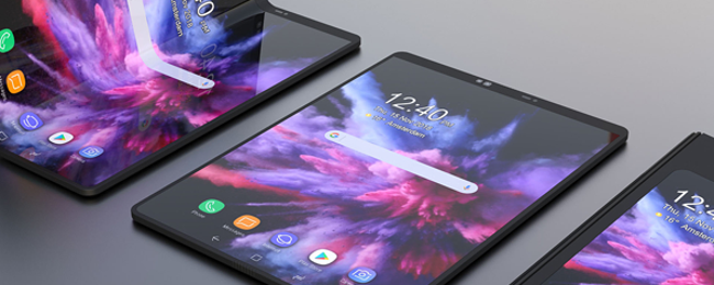 How Do Foldable Phones Work, And When Will I Get One?