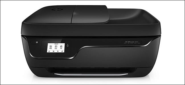 HP OfficeJet Inkjet printer