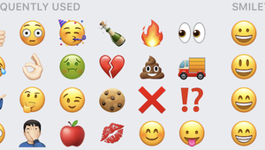 How to Quickly Select Emoji in Messages on an iPhone or iPad