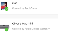 How to Check the Status of AppleCare on your Apple Devices