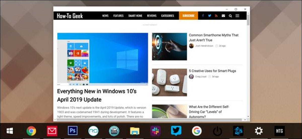 Chrome open as window article header image