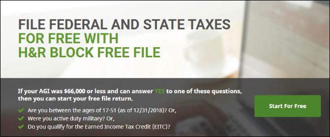 When can you file 2018 taxes at h&r block | I tried 11