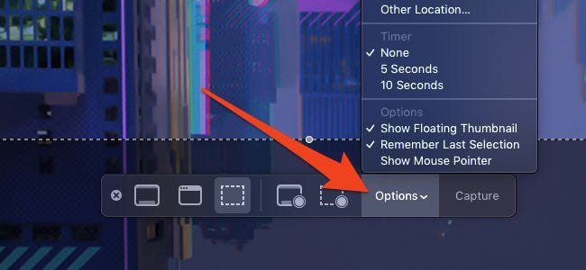 How to Change the Default Screenshot Save Location in macOS
