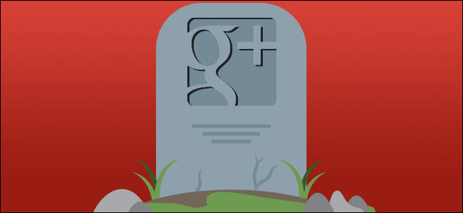 Google+ tombstone article header image.