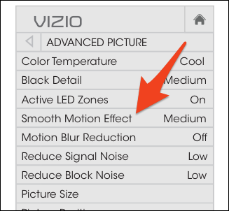 How to Disable Motion Smoothing on a Vizio TV