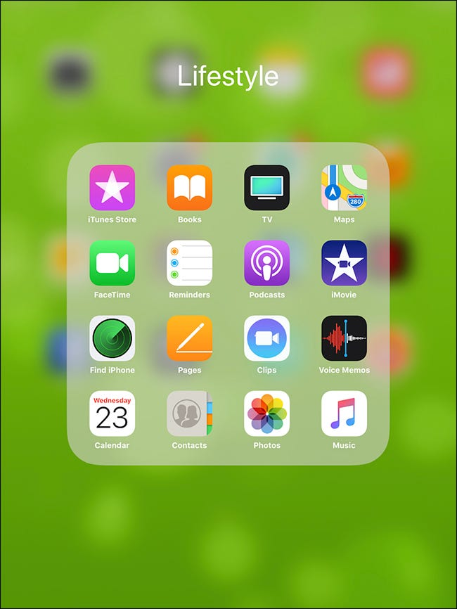 Why Are iPhones Still Limited to 9 Apps Per Folder Page?