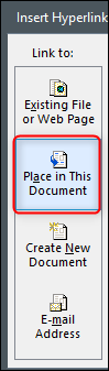 place in this document